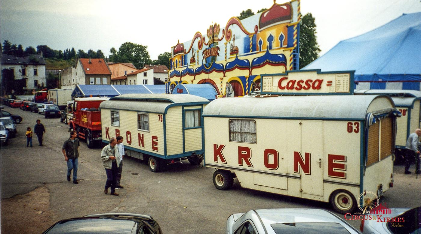 2001 Circus Krone in Bad Kreuznach
