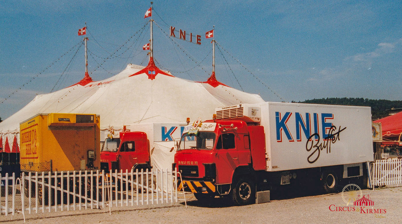 1997 Circus Knie in Luzern