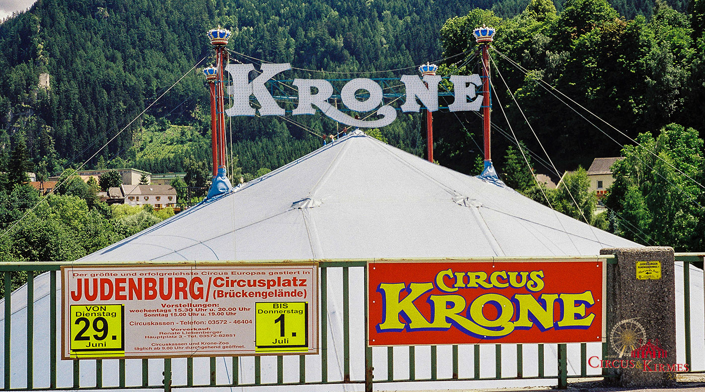 1999 Circus Krone in Judenburg