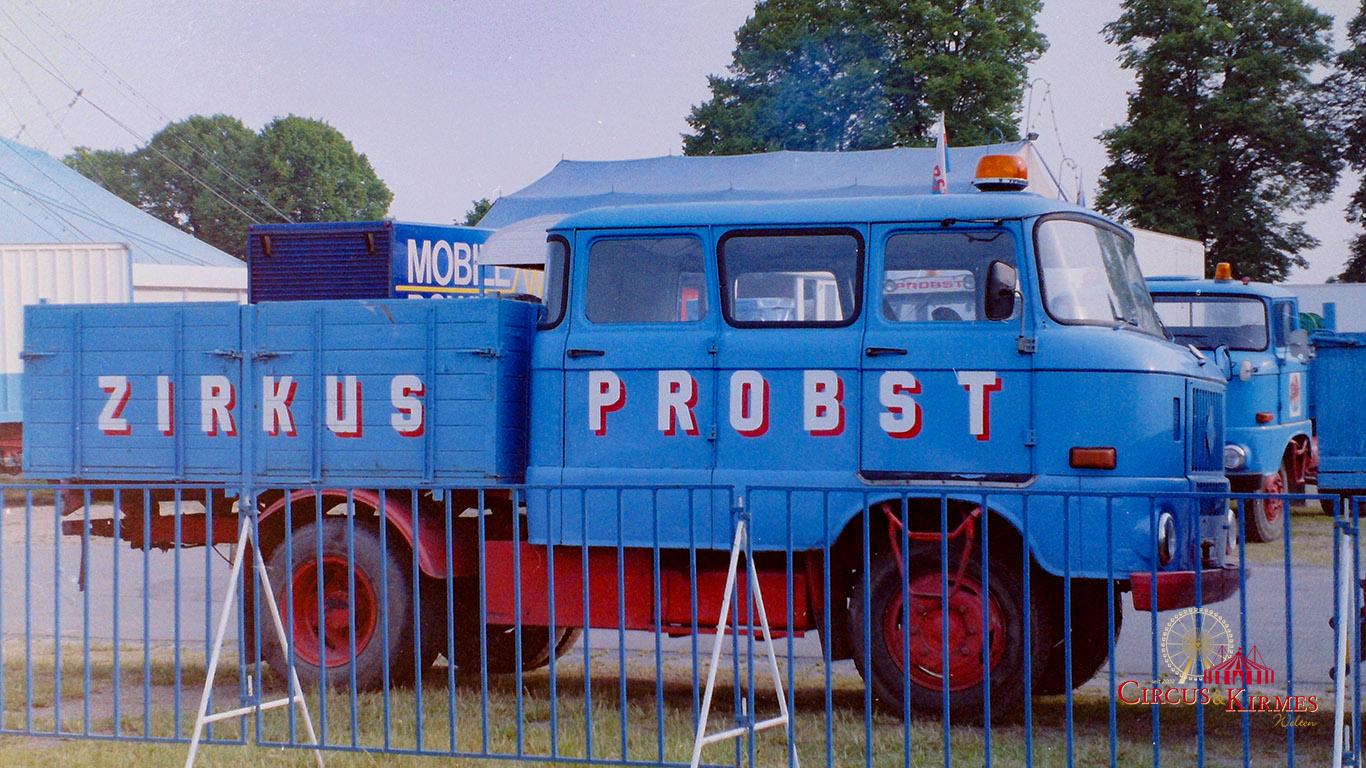 Zirkus Probst 2021