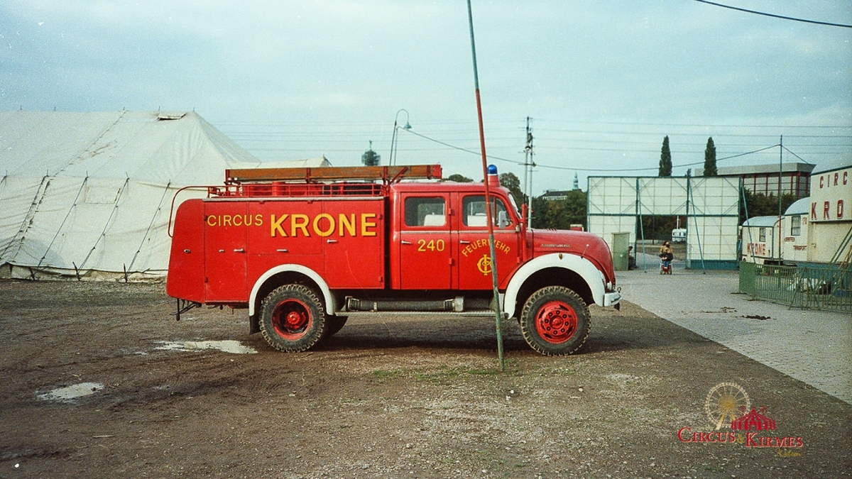 1985 KRONE Hannover